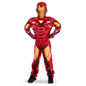 Iron Man Costume for Boys