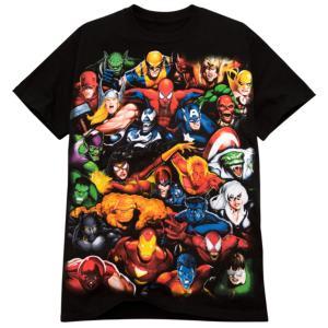 Marvel Superhero Tee for Men