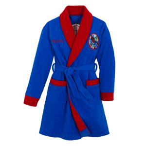 Personalized Spider-Man Robe