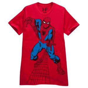 Web-Slinging Spider-Man Tee