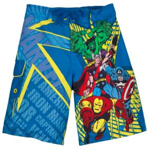 Marvel Heroes Swim Trunks for Boys
