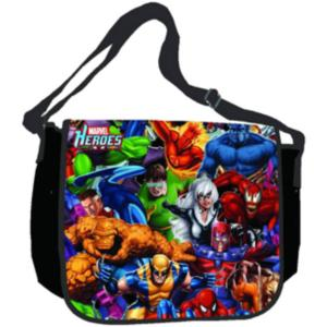 Marvel Heroes Messenger Bag