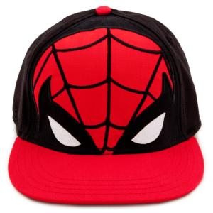 Flat Bill Spider-Man Baseball Cap