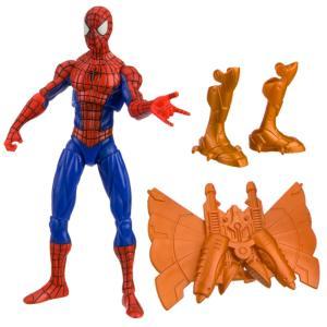 Rocket Armor Spider-Man Action Figure -- 6