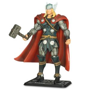 Marvel Universe Thor Action Figure -- 4'' H