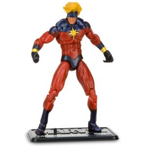 Marvel Universe Captain Marvel Action Figure -- 4'' H