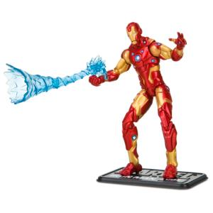 Marvel Universe Modular Armor Iron Man Action Figure -- 4'' H