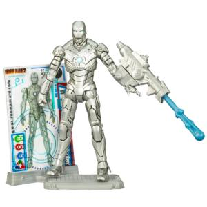Iron Man 'Mark II' Iron Man 2 Action Figure -- 4''