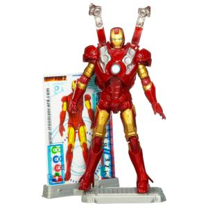 Iron Man 'Mark III' Iron Man 2 Action Figure -- 4''