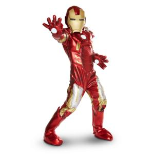 Deluxe Iron Man Costume for Kids