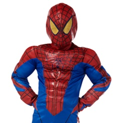 The Amazing Spider-Man Deluxe Costume for Boys