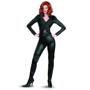 The Avengers Black Widow Costume for Women
