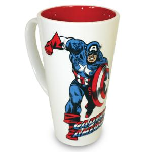 Sculpted Captain America Mug