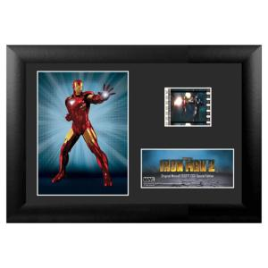 Iron Man 2: Framed Iron Man Mini Film Cel