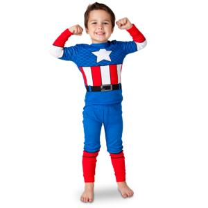 Captain America PJ Pal for Boys