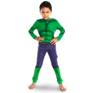 Deluxe Hulk PJ Pal for Boys