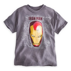 Iron Man 3 Tee for Boys