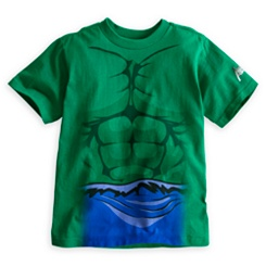 Hulk Costume Tee for Boys