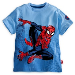 Spider-Man Tee for Boys - Deluxe Storytelling