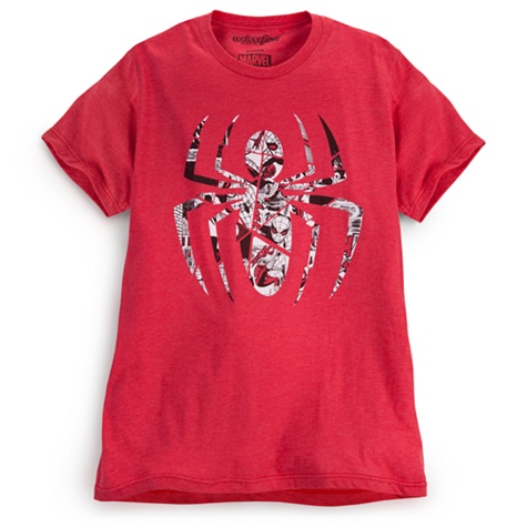 Spider-Man Tee for Men by Mighty Fine