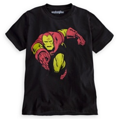 Iron Man Tee for Men by Mighty Fine