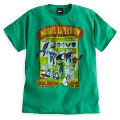 Marvel Universe Tee for Men