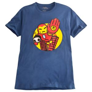 Bombs Away Iron Man Tee for Men by Tokidoki