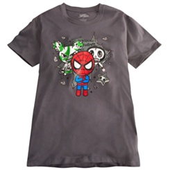Spider-Man Tee for Men by Tokidoki