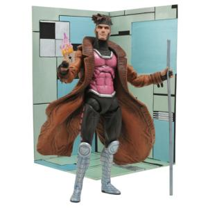 Marvel Select X-Men Gambit Action Figure -- 14 H