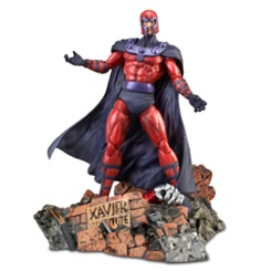 Magneto Action Figure - Marvel Select - 7''