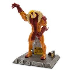 Sabretooth Action Figure - Marvel Select - 7''