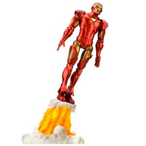 Marvel Select Iron Man Action Figure -- 7 H