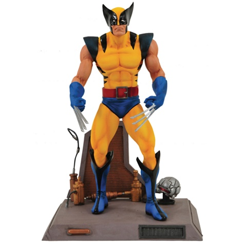 Marvel Select Wolverine Action Figure -- 7'' H