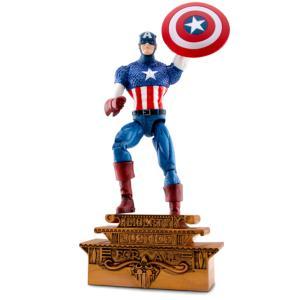 Marvel Select Classic Captain America Action Figure -- 7 H