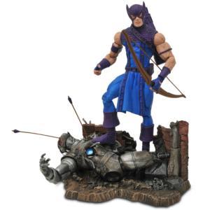 Marvel Select Hawkeye Action Figure -- 7 1/2 H