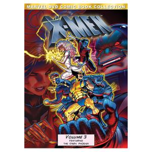 Marvel X-Men: Volume 3 -- 2-Disc DVD