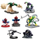Spider-Man Figure Play Set -- 7-Pc.