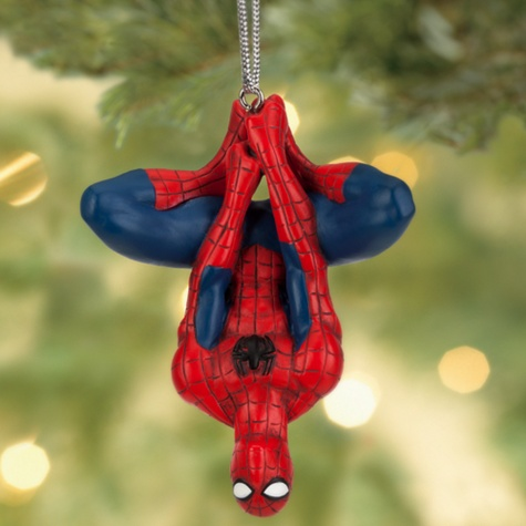 Spider Man Ornament
