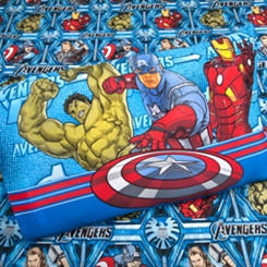 The Avengers Sheet Set