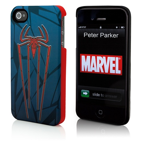The Amazing Spider-Man iPhone 4 Case -- ''Icon''