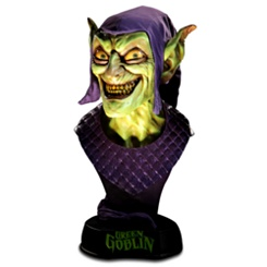 Green Goblin Life-Size Bust by Sideshow Collectibles