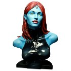 Limited Edition Mystique Bust -- 12 1/2'' H