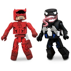 Marvel MiniMates Best of Series - 2-Pack - Daredevil & Venom