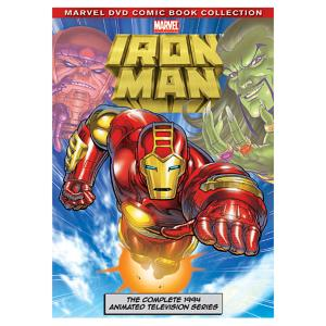Marvel Iron Man: The Complete Animated Series 3-Disc DVD