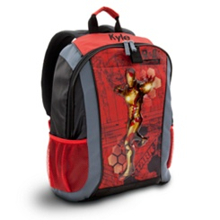Iron Man 3 Backpack - Personalizable