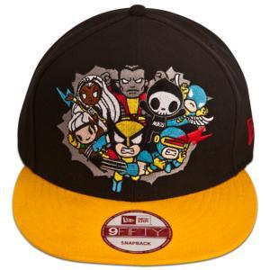 X-Men Mutant Hero Hat by Tokidoki - Adults