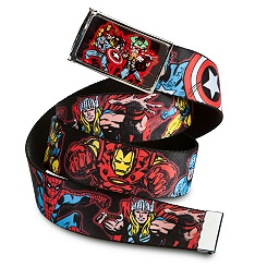 Marvel Belt with Buckle